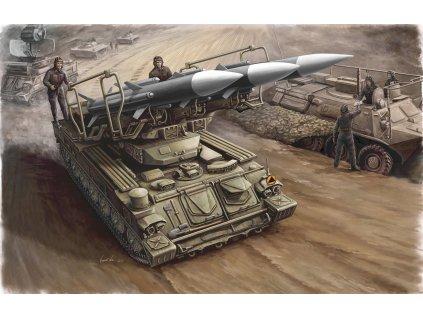 1/35 Russian SAM-6