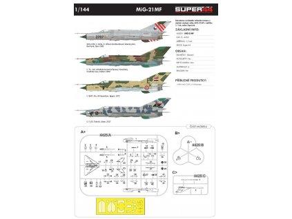 4435 MiG 21MF