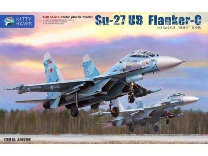 80168 Su 27UB Flanker C