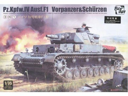 BT003 Pz.Kpfw.IV Ausf.F1