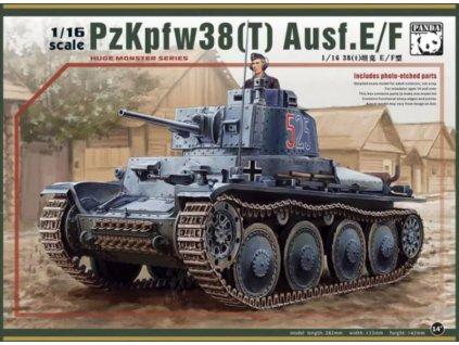 PH16001 Pzkpfw. 38(t) Ausf.E F