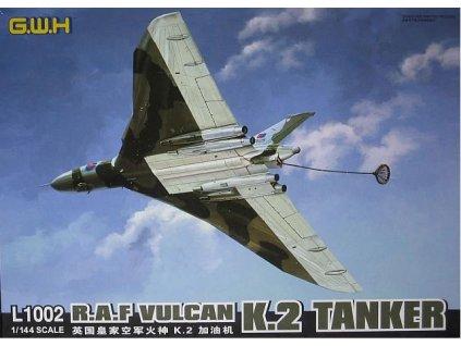 L1002 R.A.F VULCAN K.2 TANKER