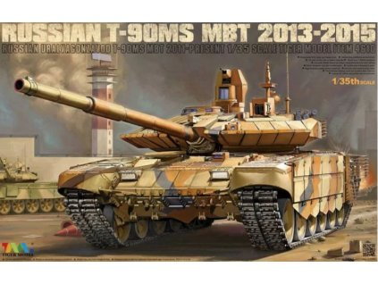 4610 Russian T 90MS MBT 2013 2015