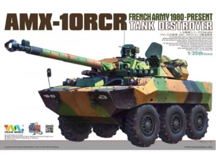 4602 AMX 10RCR Tank Destroyer French Army 1980 Present