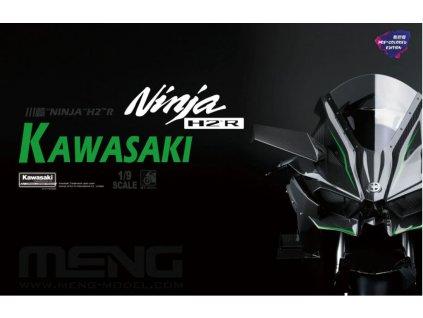 MT 001s Kawasaki Ninja H2™R (Pre colored Edition)