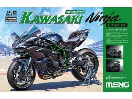 MT 001 Kawasaki Ninja H2™R (Unpainted Edition)