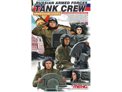 HS 007 Russian Tank Crew