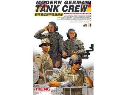 HS 006 Modern German Tank Crew