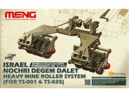 SPS 021 Israel Nochri Degem Dalet Heavy Mine Roller System (For TS 001 & TS 025)