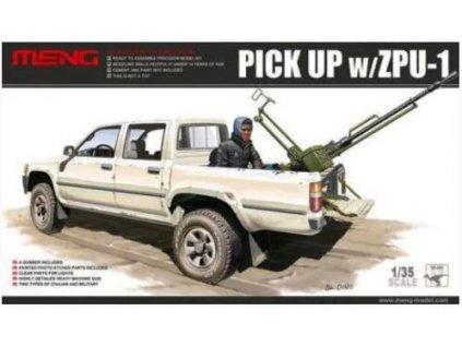 VS 001 Pick Up with ZPU 1