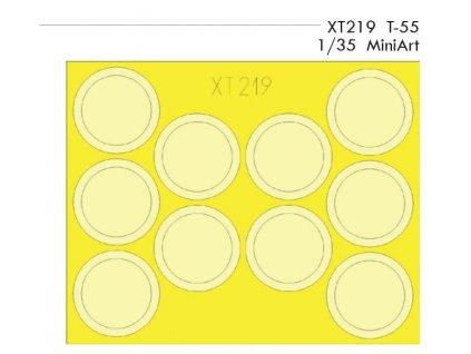 XT219 T 55 1 35 Miniart