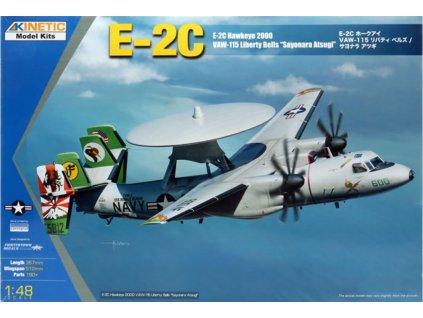 K48066 E 2C Hawkeye 2000 VAW 115 Liberty Bells Sayonara Atsugi