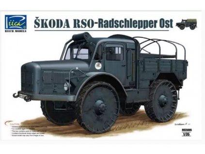 RV35005 Skoda RSO Radschlepper Ost