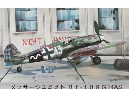 Bf 109C 14 AS 'Reich Defence' (3x camo)
