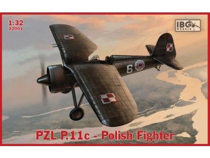 IBG 32001 PZL P11c