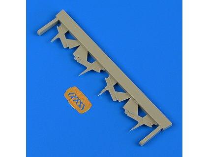 1/48 F-14A Tomcat tail reinforcement plates (TAM)