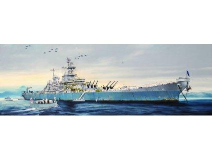 03705 USS Missouri BB 63
