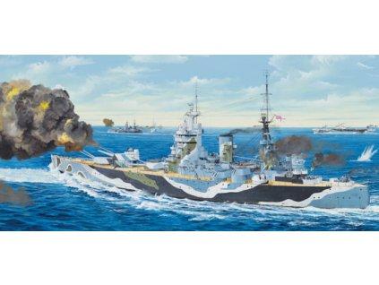 03708 HMS Nelson 1944