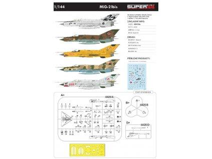 4436 MiG 21bis 1 144