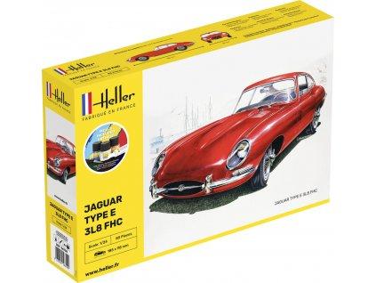 56709 Jaguar Type E 3L8 FHC Starter Set
