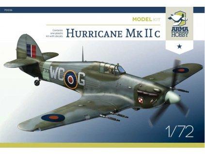 70036 Hurricane Mk IIc