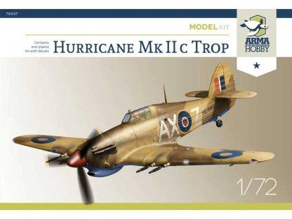 70037 Hurricane Mk IIc Trop