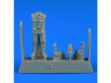 480223 French WWI Pilot