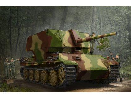 09530 Flakpanther w with 8.8cm Flak 41