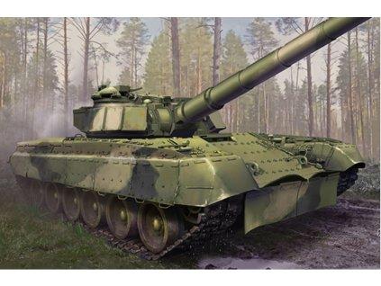 09583 Soviet Object 292 Experienced Tank