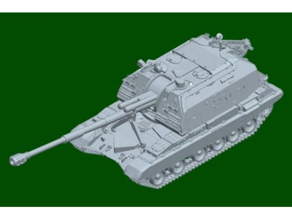 80927 2S19 M1 Self propelled Howitzer
