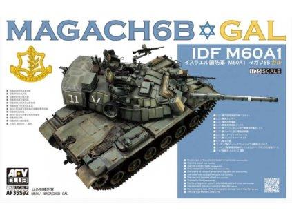 AF35S92 Magach 6B GAL