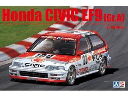 B24018 Honda Civic EF9 Gr.A '91 Idemitsu