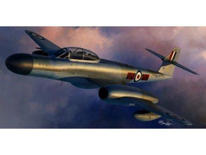 SWORD4811 Meteor NF.14 (2x RAF camo)