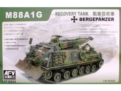 AF35S33 Recovery Tank M88A1G Bergepanzer
