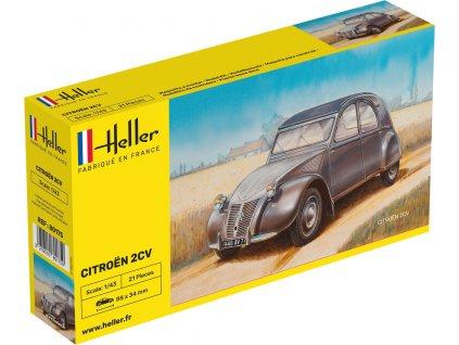 56175 Citroen 2 CV Starter Set