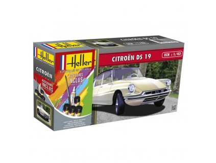 56162 Citroen DS 19 Starter Set