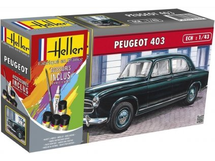 56161 Peugeot 403 Starter Set