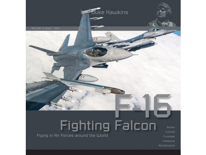 Historical Military Heritage ASBL Duke Hawkins F 16 Fighting Falcon Flying i in Air Forces around the World