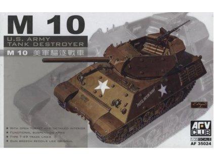 AF35024 M 10 U.S. Army Tank Destroyer