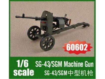 60602 SG 43 SGM Machine Gun 1 6