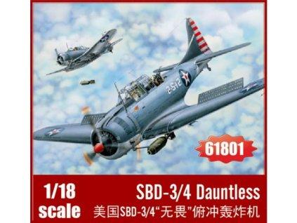ILK61801 SBD 3 4 Dauntless 1 18