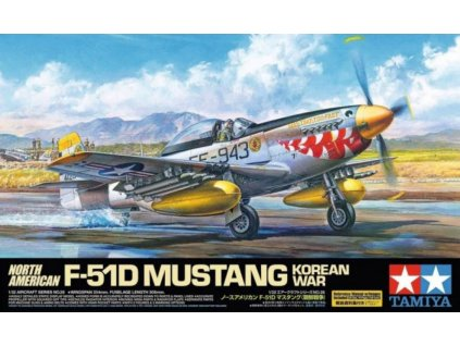 TAM60328 North American F 51D Mustang Korean War