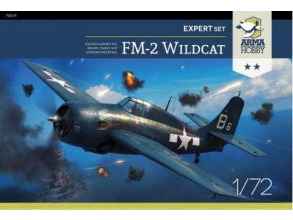 70031 FM 2 Wildcat Expert Set
