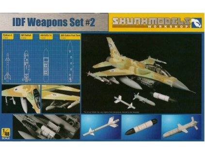 SW48002 IDF Weapons Set No2