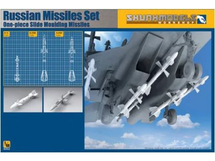 48029 Russian Missiles Set
