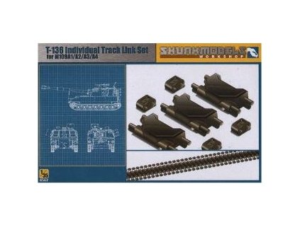 35001 T 136 Individual Track Link For M109A2