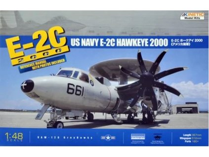 K48016 E 2C Hawkeye 2000 US Navy Early Warning