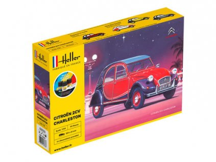 56766 STARTER KIT Citroen 2CV Charleston