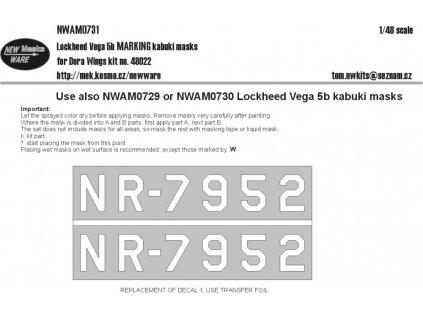 NWA M0731 L