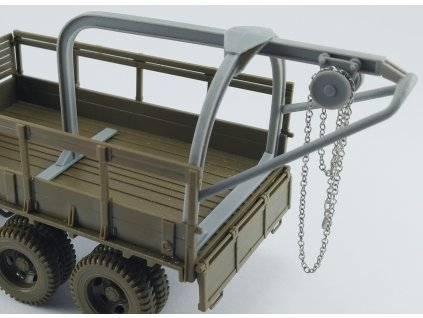 1/48 GMC CCKW 2,5t 6x6 recovery No.7  (for Tamiya kit 1/48 scale)